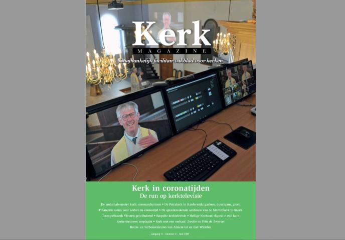 Kerkmagazine - facilitair vakblad voor kerken.