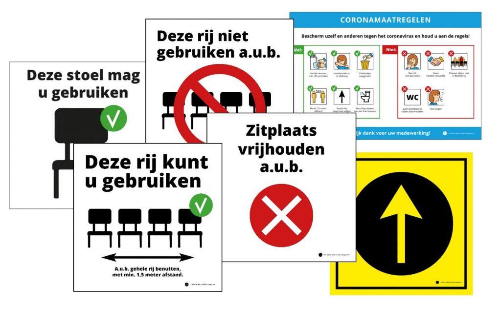 Kaarten, stickers, posters